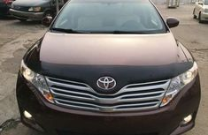 DIRECT TOKUNBO TOYOTA VENZA 2010 BROWN FOR SALE
