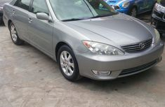 Clean Toyota Camry 2004 silver for sale