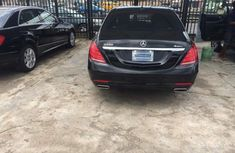 A Mercedes S550 2015 Black for sale