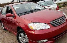 Foreign used Toyota Corolla 2006 FOR SALE