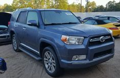 Toyota 4Runner Jeep 2015 blue for sale