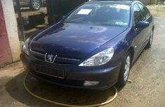 Super Clean Tokunbo Peugeot 607 2000 Excellent Condition Blue for sale