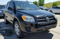 Toyota Rav4 2010 limited black for sale