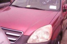Honda Crv 2005 Red for sale