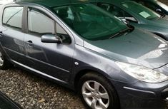 Peugeot 307 2007 Petrol Automatic Grey/Silver FOR SALE