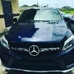 Mercedes-Benz GLE 2016 ₦36,800,000 for sale