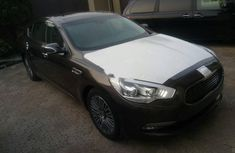 Almost brand new Kia Quoris Petrol 2015