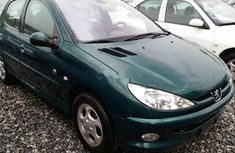 2004 Peugeot 206 for sale in Lagos