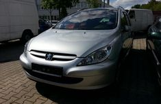 2003 Brand New Peugeot 307 For Sale
