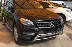 Mercedes Benz 2014 Ml350 for sale