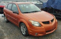 2006 Tokunbo Pontiac Vibe for sale