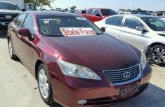 Good used 2012 Lexus 350 for sale