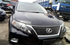 Good used Lexus RX 2011 for sale