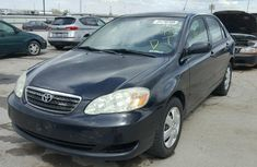 Good used 2005 Toyota Corolla for sale