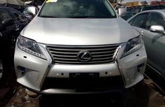 Well kept Lexus RX 2011 for sale