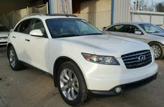 DIRECT TOKUNBO INFINITY FX35 2008 FOR SALE