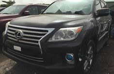2015 Lexus LX for sale in Lagos