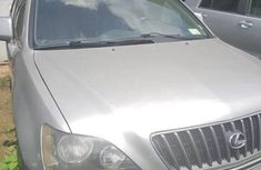 Tokunbo Lexus RX300 2001 Gold for sale