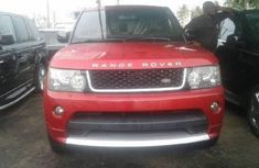 2013 Land Rover Range Rover Sport Automatic Petrol well maintained