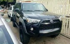 Almost brand new Toyota 4-Runner Petrol 2016