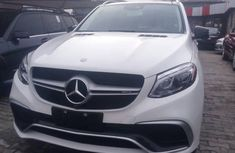 2017 Mercedes-Benz GLE Petrol Automatic for sale