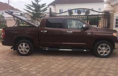 2015 Toyota Tundra Automatic Petrol well maintained