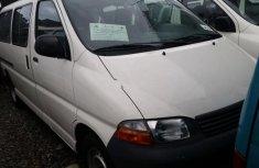 Toyota HiAce 2004 Petrol Manual White for sale