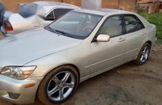 Lexus IS 300 2003 Gray for sale