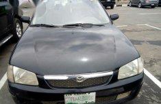 Mazda 323f 1993 Black for sale