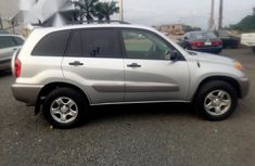 Used Toyota RAV4 2005 Silver For Sale