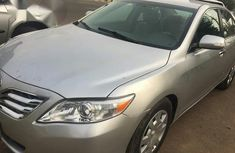 Clean Toyota Camry Muscle 2010 Silver For Sale
