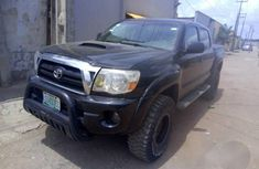 Toyota Tacoma 2008 Black for sale