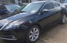 Tokunbo Acura ZDX 2010 Black for sale