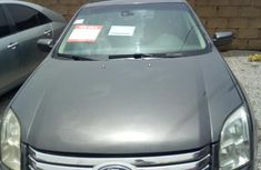 Ford Fusion 2006 Gray for sale