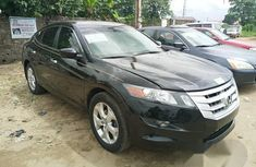Clean Honda Accord CrossTour 2011 Black FOR SALE