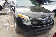 Ford Edge black 2010 model for sale