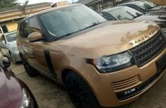 Good used Land Rover Range Rover Vogue 2013 for sale