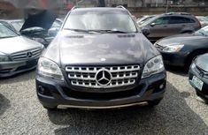 Mercedes-benz ML350 2010 Gray for sale