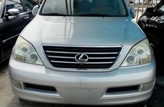 Lexus GX 2004 Silver for sale