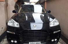 Porsche Cayenne 2007 Black FOR SALE