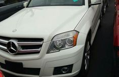 Mercedes Benz Glk 350 2010 White For Sale