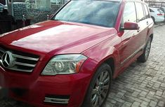 Mercedes-benz GLK 350 2011 Red for sale