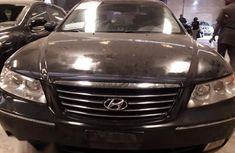 Cheap Hyundai Grandeur 2009 Black for sale