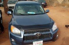 Toyota Rav4 2010 Blue for sale