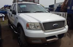 Ford F-150 2005 White for sale