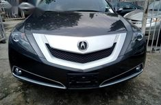 Acura ZDX 2012 Gray for sale