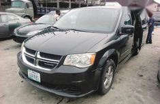 Clean Dodge Grand 2012 Black FOR SALE