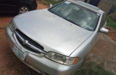 Nissan Altima 2001 Silver for sale