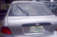 Hyundai Accent 2001 Silver for sale