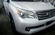 Lexus GX460 2012 White for sale